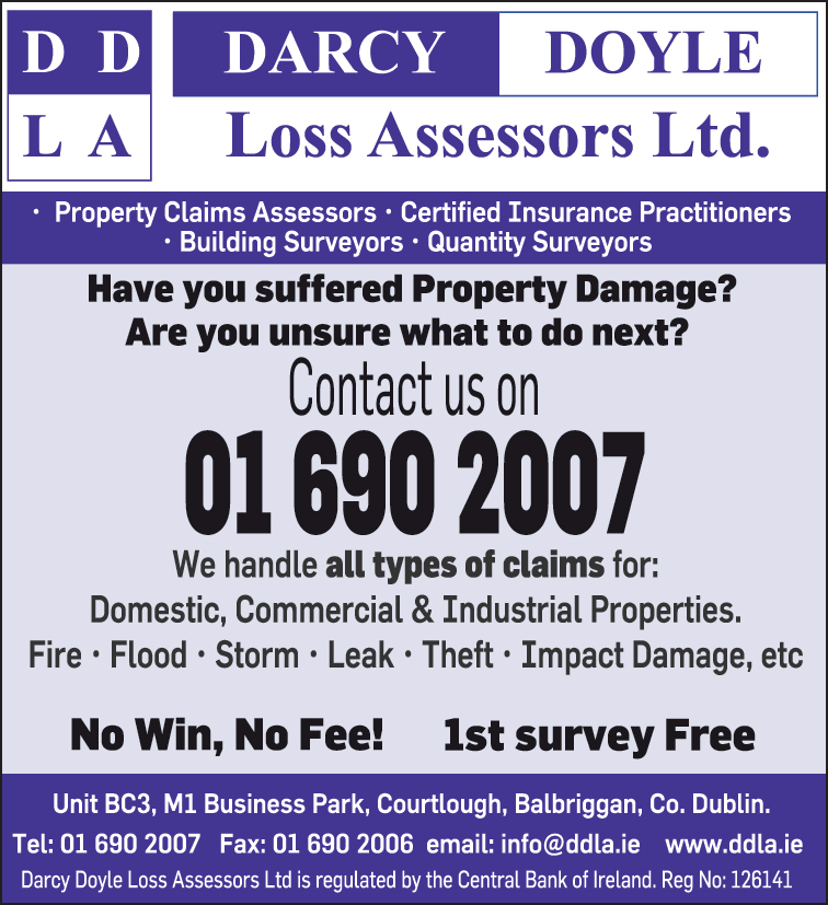 Darcy-Doyle-Loss-Assessors